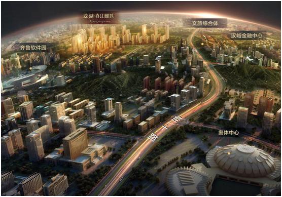 百万方醇熟大城,与城市共成长